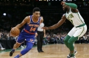 The Knicks and Allonzo Trier agreed to a two-year deal