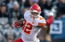 Chiefs-Chargers updates tracker ahead of Thursday Night Football: Spencer Ware OUT