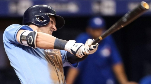 Rays trade Jake Bauers to Indians for Yandy Diaz