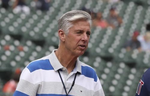 Boston Red Sox' Dave Dombrowski in favor of offseason deadline