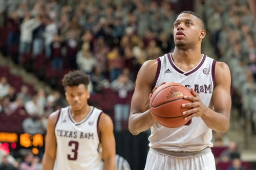 Oregon State Basketball: Opponent Preview - Texas A&M Aggies (Game 9)