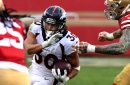 Broncos Briefs: Phillip Lindsay is 33 yards from 1,000