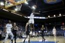 Video: UCLA's Kris Wilkes on managing in-game calf cramps