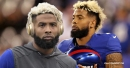 Giants WR Odell Beckham Jr. says quad is feeling better, but may miss another week