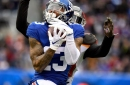 Odell Beckham Jr.'s status still in question ahead of Giants vs. Titans