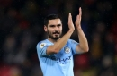 Man City star Ilkay Gundogan reveals his hurt after suffering racist abuse from Germany fans