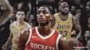 Rockets' Brandon Knight to make season debut vs. Lakers