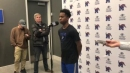 Tyler Harris discusses Memphis' matchup with Tennessee