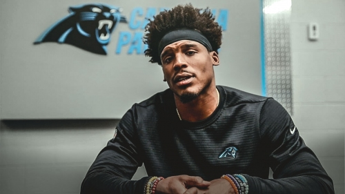 Panthers QB Cam Newton using 'disrespectful' gift from Saints as motivation