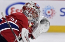 [Highlight] Carey Price makes a great glove save on a point-blank shot