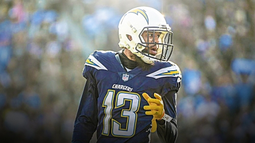 Chargers WR Keenan Allen questionable to return with hip injury