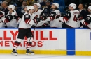Coyotes face Rangers on no rest