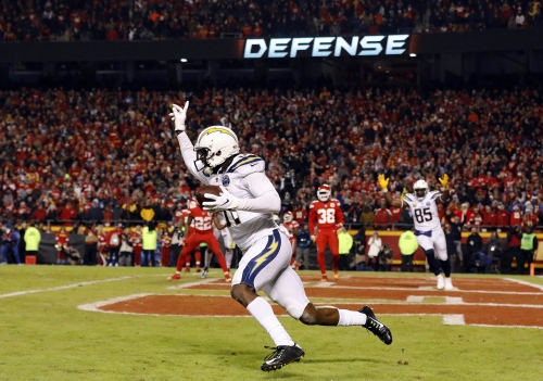 Philip Rivers leads Chargers to last-second comeback win over KC
