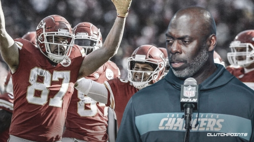 Chargers HC Anthony Lynn explains decision to go for a 2-point conversion vs. Chiefs