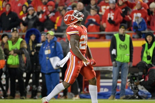 Arrowheadlines: Damien Williams stepped up for the Chiefs with almost no track record