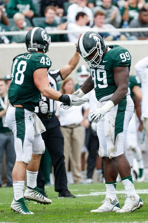 Michigan State mailbag: How did the football team win 7 games?