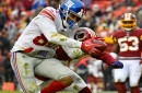 A game of tags: The story behind Giants wide receiver Russell Shepard and his backpack