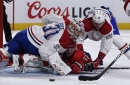 The Canadiens won it for Carey Price against Carolina