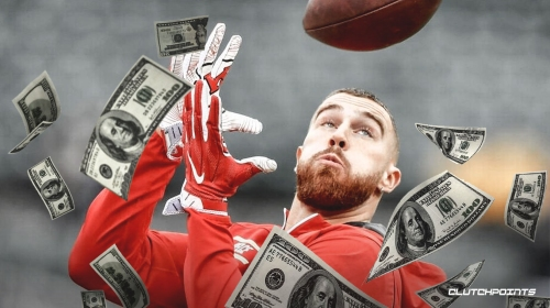 Chiefs TE Travis Kelce makes catch vs. Chargers that's worth $750,000