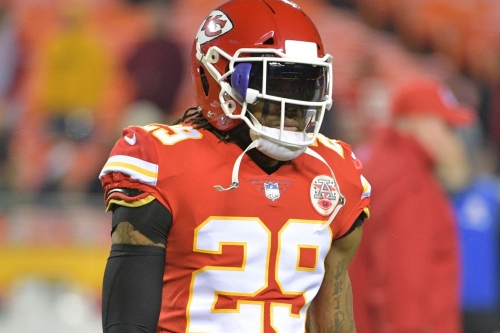 Eric Berry played exactly 30 snaps in return to Chiefs lineup