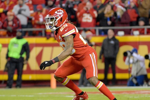 Eric Berry reported no setbacks, talked first game back with reporters after loss