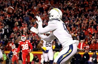 'I agree with the decision': Cris Carter on the Chargers going for the 2-pt conversion