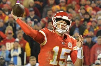 Skip Bayless: 'Patrick Mahomeboy can not take the Chiefs home'