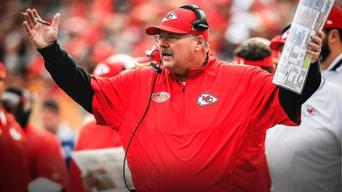 Andy Reid says it's important that Chiefs learn from Chargers loss