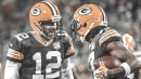 Packers QB Aaron Rodgers says Davante Adams deserves more credit for strong play