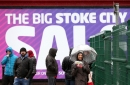 Stoke City investigating after Boothen End leaks soak fans in the rain