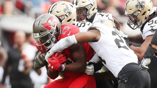 Fourth quarter of the season hasn't been successful for the Bucs