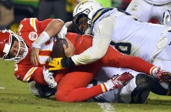 Chiefs have extra days to correct flaws in loss to Chargers