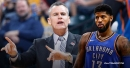 Thunder's Paul George told Billy Donovan to stop running plays for him last season