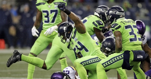 NFL Extra Column: 5 Reasons why the Seahawks are better than we thought they'd be