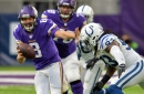 Vikings have underachieved, but don't want this season to end how 2016 did