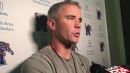 Memphis coach Mike Norvell on Darrell Henderson not playing in the Birmingham Bowl