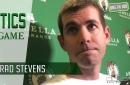 Brad Stevens: Jaylen in, Hayward in, Horford OUT (video)