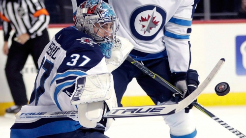 How Connor Hellebuyck stacks up against NHL's best goalies