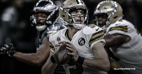 Saints QB Drew Brees leads latest round of Pro Bowl voting
