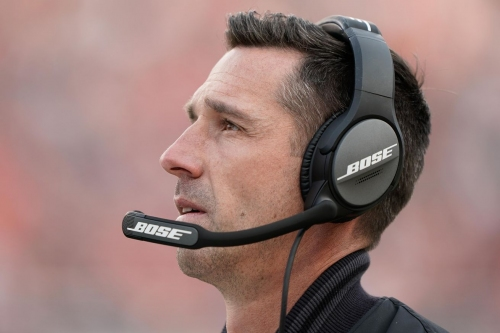 Kyle Shanahan talks Mike McGlinchey, Seattle, Arik Armstead, turning 39