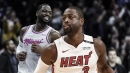 REPORT: Heat's Dwyane Wade out vs. Grizzlies due to general soreness