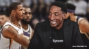 Scottie Pippen says acquiring Trevor Ariza would make Lakers 'a contender'