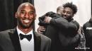 Kobe Bryant drops by Browns' team meeting