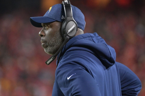 Anthony Lynn has lifted the Chargers curse