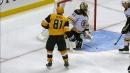 Impressive passing between Kessel & Malkin leads to Penguins goal