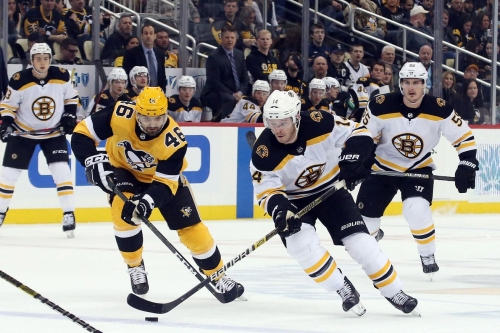 Penguins vs. Bruins Highlights: Zach Aston-Reese's 3 point night helps Pittsburgh to win