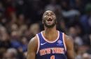 Knicks 126, Hornets 124 (OT): Scenes from Emmanuel Mudiay and Luke Kornet's clutch dominance, duh