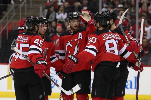 Comeback Kids: New Jersey Devils Rally from Three Down, Beat Vegas Golden Knights 5-4 in OT