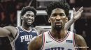 Sixers' Joel Embiid has monster first half vs. Pacers with 28 points, 14 rebounds
