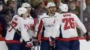 Ovechkin, Vrana lead Capitals to shootout win over Hurricanes